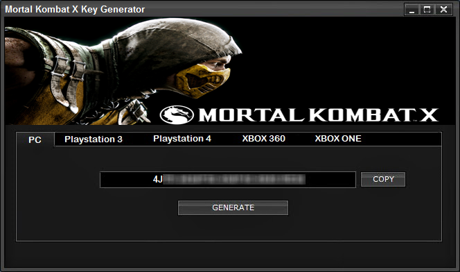 Mortal Kombat X Crack